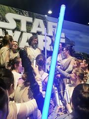Old Luke and Reys – Star Wars Celebration Orlando 2017 (eyeSPIVE) Tags: starwars celebration convention orlando 2017 oldluke rey group ahchto reys tourismireland cosplay cosplayers