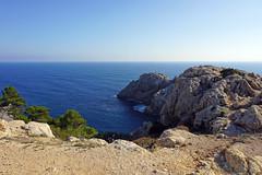 View from Far de Capdepera, Island of Mallorca (SomePhotosTakenByMe) Tags: fardecapdepera capdepera landscape landschaft natur nature mallorca majorca balearicislands balearischeinseln insel island balearen outdoor ocean meer sea mittelmeer mediterraneansea