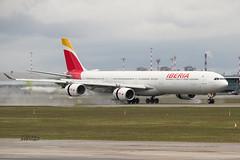 IMG_7165@L6 (Logan-26) Tags: airbus a340642 eckzi msn 1017 iberia riga international rixevra latvia aleksandrs čubikins airport