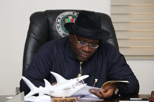 HSDickson - Gov. Dickson Inaugurate Commission of Inquiry of the Bayelsa State Oil & Environmental. 27th March 2019