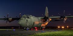 Royal Air Force Hercules C-130J ZH888 (Thames Air) Tags: royal air force hercules c130j abingdon nightshoot raf