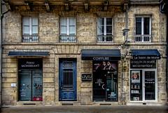 Bordeaux. (Al Sanin) Tags: france bordeaux building street alsanin