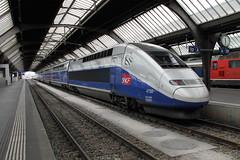 SNCF TGV 4730 (Ray's Photo Collection) Tags: zurich sncf tgv 4730 310059 zürich hb switzerland schweiz suisse bahnhof station railway train bahn