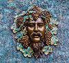 2019 - Thailand - Silverlake Winery - 2 of 2 (Ted's photos - For Me & You) Tags: 2019 cropped laemchabang nikon nikond750 nikonfx tedmcgrath tedsphotos thailand silverlakewinery silverlakewinerypattaya silverlakewinerythailand grapes sculpture moustache beard