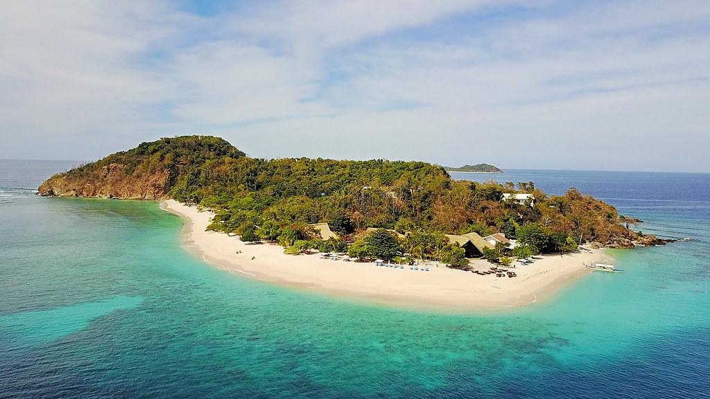 Club Paradise - Aerial Shot
