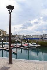 Donostia/San Sebastian, Gipuzkoa (Chaufglass) Tags: gipuzkoa donostia sansebastian pays basque paysbasque euskadi espagne port ocean océan eau marina