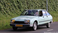 Citroën GSA Spécial 1981 (XBXG) Tags: gy33zv citroën gsa spécial 1981 citroëngsa gs green vert jade citromobile 2019 citro mobile carshow expo haarlemmermeer stelling vijfhuizen nederland holland netherlands paysbas youngtimer old classic french car auto automobile voiture ancienne française france frankrijk vehicle outdoor