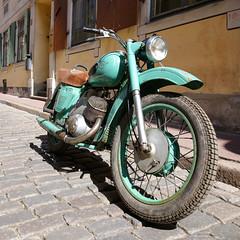 ИЖ Юпитер-2 1966 (©Andrey) Tags: jpiter иж юпитер2 мотоцикл ссср bicycle ussr