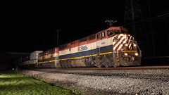 Twice the BCOL (Robby Gragg) Tags: bcol bc rail c408m 4606 joliet