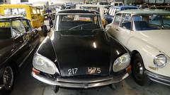 Conservatoire Citroën - Aulnay-sous-Bois (Mic V.) Tags: vintage collection classic conservatoire citroën citroen musée musee museum french car voiture aulnaysousbois 217w75 1967 ds 21 v4 proto prototype