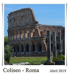 DSC_6894_M_M (Jos127) Tags: roma coliseo arco tito cesar piedras vaticano italia museo bustos fontana caracalla foro palatino