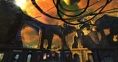 Fantasy faire : Fairelands Junction (2) (Osiris LeShelle) Tags: secondlife second life ff fantasy faire rlf relay for fairelands junction