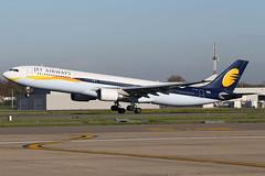 VT-JWT 30102013 (Tristar1011) Tags: ebbr bru brusselsairport jetairways airbus a330300 a333 vtjwt