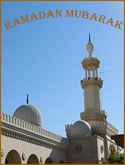 Ramadan Mubarak (Shahrazad26) Tags: ramadan ramazan mosque moskee mezquita moschee mosquée moschea aqaba jordanië jordan islam architectuur architecture