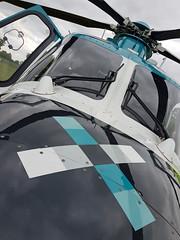 Kent, Surrey & Sussex Air Ambulance G-KSSC (kertappa) Tags: 20190505115456 air ambulance hems doctor paramedics hospital gkssc emergency helicopter kertappa ardingly west sussex