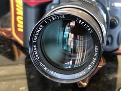 Asahi Optical Co. Super-Multi- Coated Takumar 135mm f/3.5-22 (motodenta) Tags: asahi optical co supermulti coated takumar 135mm f3522 bokeh