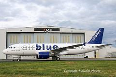 A320-214 OE-IGQ (AP-BNU) AIR BLUE (shanairpic) Tags: jetairliner passengerjet a320 airbusa320 shannon iac gecas airblue oeigq apbnu