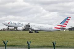 N278AY   American Airlines   Airbus A330-323   CN 388   Built 2001   DUB/EIDW 25/03/2019   ex N678US (Mick Planespotter) Tags: aircraft airport 2019 a330 dublin dublinairport aa collinstown nik sharpenerpro3 flight n278ay american airlines airbus a330323 388 2001 dub eidw 25032019 n678us