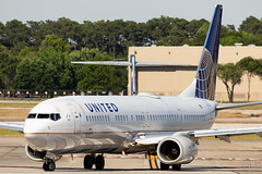 N68807 United 737-900ER IAH 2019-04-14 (GFB Aviation Photography) Tags: n68807 united 737 737900er iah kiah