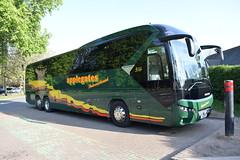 Applegates Coaches Neoplan Tourliner Coach H10 EFA (5asideHero) Tags: applegates coaches neoplan tourliner h10efa