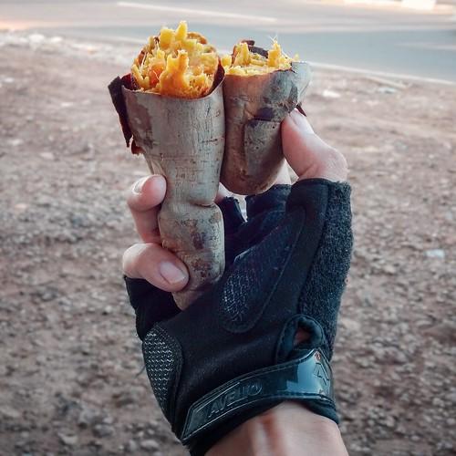 Cilembu Sweet Potato @ Nagrek