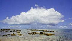 003_西表島 (VesperTokyo) Tags: 西表島 いりおもてじま 沖縄県 八重山郡竹富町 八重山列島 日本 空 雲 島 iriomoteisland okinawa japan cloud sky 海 sea