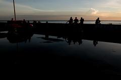 DSCX2164 (lukmanism) Tags: fujifilm xf16mm silhouette streetphotography beach bagannakhodaomar selangor malaysia sunset