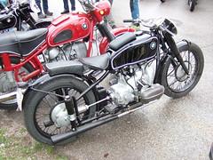 BMW R51 RS - 1939 (John Steam) Tags: oldtimer oldtimertreffen 21 bergpreis omg trophy nussdorf nusdorf attersee oberösterreich austria 2019 motorcycle motorbike motorrad bmw r51rs 1939 r51 rs r60us 1969