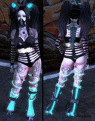 Feeling like your someone... (F oㄨㄨㄨ) Tags: secondlife cyberpunkfair beautifuldirtyrich inkhole rmn cerberusxing swallow glutz jackalope kmh normandy violetility speakeasy niniplanet