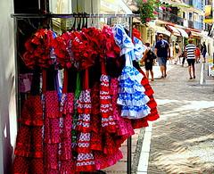Colores de feria (camus agp) Tags: calles pueblos colores ferias andalucía españa turismo