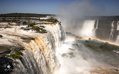 Iguazu-Wasserfälle (petraherdlitschke) Tags: argentinien brazil iguazu wasserfälle rainforest regenwald naturephotography nature canon tropical