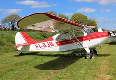 EI-BJB (Ken Meegan) Tags: eibjb aeronca7acchampion 7ac925 williamkennedy ilasflyin ilasfield taghmon 552019