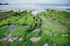 老梅綠石槽 (aelx911) Tags: a7rii a7r2 sony carlzeiss fe1635mm fe1635 landscape taiwan taipei nature ocean greenreef 台灣 台北 石門 綠石槽 老梅