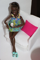IMG_0736 (darqq_seraphim) Tags: barbie barbiedolls barbieplay barbieandfriends barbiefood barbielivingroom barbieplayset yellowtopmadetomovebarbie purpletopmadetomovebarbie soccermadetomovebarbie hikingmadetomovebarbie blueshirtmadetomovebarbie madetomovebarbies barbieclothes africanamerican africanamericandolls africanamericanmadetomove african aabarbie aadollsfemaledolls aamadetomove khia khiarelaxing tea friends