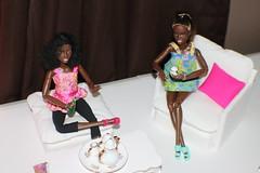 IMG_0764 (darqq_seraphim) Tags: barbie barbiedolls barbieplay barbieandfriends barbiefood barbielivingroom barbieplayset yellowtopmadetomovebarbie purpletopmadetomovebarbie soccermadetomovebarbie hikingmadetomovebarbie blueshirtmadetomovebarbie madetomovebarbies barbieclothes africanamerican africanamericandolls africanamericanmadetomove african aabarbie aadollsfemaledolls aamadetomove khia khiarelaxing tea friends