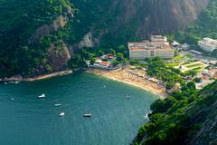 Praia Vermelha (Yanis Mathiopoulos) Tags: praia vermelha beach rio de janeiro brasil