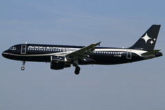 LY-COM 220420131 (Tristar1011) Tags: ebbr bru brusselsairport avionexpress airbus a320200 a320 lycom
