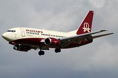 EI-UNH 130420131 (Tristar1011) Tags: ebbr bru brusselsairport transaeroairlines boeing 737500 b735 eiunh