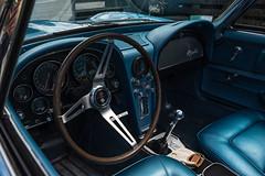 Interior C2 (Falcon_33) Tags: stingray chevrolet corvette musclecar america sony a7mkii variotessartfe1635mmf4zaoss variotessartfe41635 zeiss france french