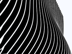 BlackandWhite 3  # 2  ... (c)rebfoto (rebfoto..away on assignment..) Tags: bw blackandwhite rebfoto monochrome architecture curves lines geometry