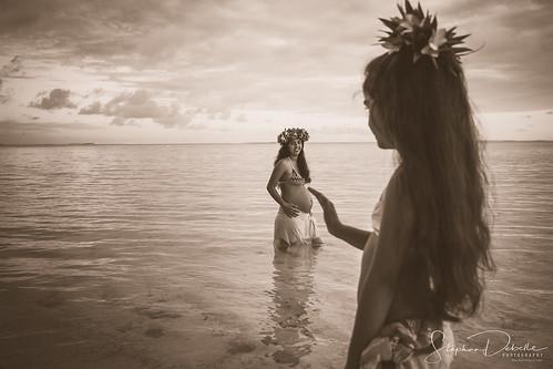 Temeio - Matira Beach Bora Bora