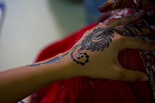 Djibouti Henna