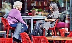 Ladies Who Liquid Lunch (jaykay72.) Tags: london uk street candid streetphotography morelondon stphotographia
