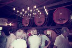 mystery winery tour (2) (mjcas) Tags: agfacolor foundphoto australia 1970s