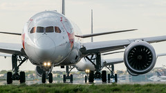 DSC_0096 (piotrkalba) Tags: boeing 787 789 dreamliner warsaw warszawa spotting plane nikon