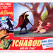 The Adventures of Ichabod and Mr. Toad (1949) lobby card 01