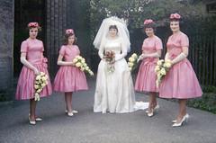 Angela, Linda, Jen, Gwyn & Avril (Brett Jordan) Tags: brett brettjordan httpx1brettstuffblogspotcom oldphotographs scannedphotos