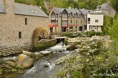 Pont-Aven  -  Bretagne  /  Finistère (jean-paul Falempin) Tags: moulins rivière bretagne finistère rus