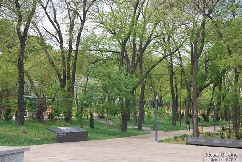 Грецький парк, Одеса, травень 2019 InterNetri Ukraine 218