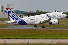 D-AVWA Airbus Industrie Airbus A319-171N MSN 6464 (Florent Péraudeau) Tags: davwa airbus industrie a319171n msn 6464 neo a319 171 100 319n toulouse blagnac lfbo tls spotting plane canon eos 1 d mark iv sigma 60600 60 600 sport